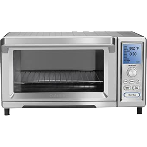 Cuisinart TOB-260N Chef's Convection Toaster Oven, Stainless Steel REFURBISHED