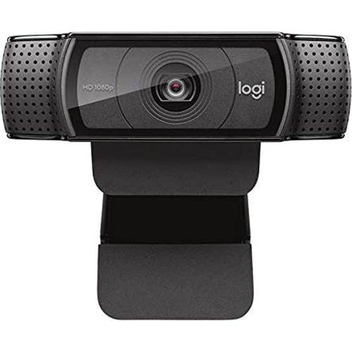 Logitech C920 HD Pro Webcam - 960-000764 - Open Box