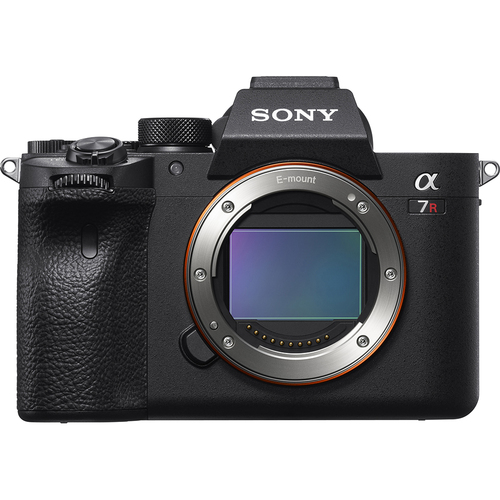 Sony a7R IV Alpha Full-frame Mirrorless Camera Body 61MP 4K HDR Video (OPEN BOX)