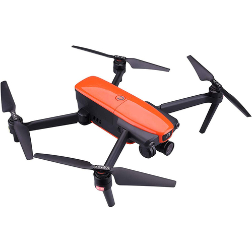 Autel Robotics EVO Drone Camera with On-The-Go Bundle with 3 Batteries ($220 Value Included)