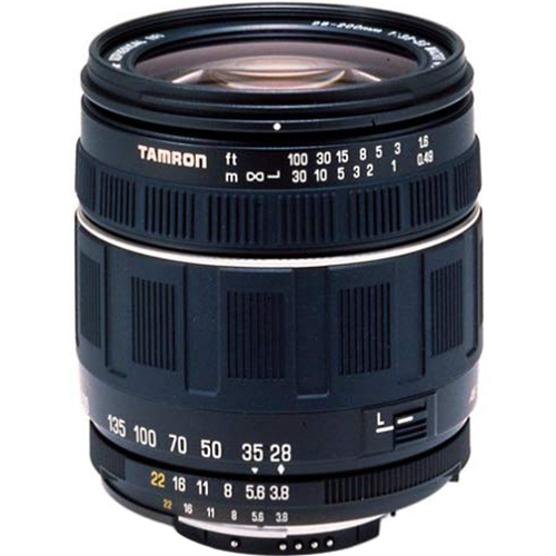 Tamron AF 28-200mm F/3.8-5.6 XR Di Aspherical (IF) Macro Zoom Lens f/ Canon (Open Box)