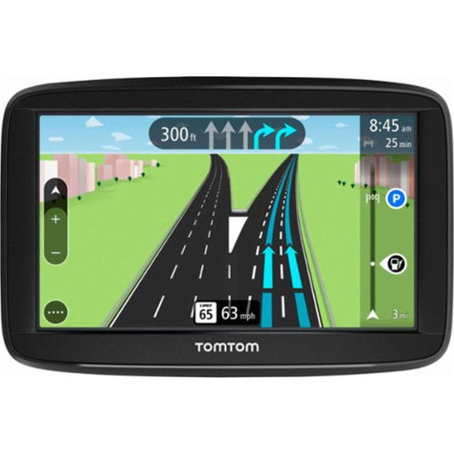 TomTom Automobile Portable 5` GPS Navigator With Lifetime Traffic and Lifetime Maps