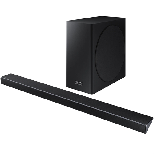 Samsung 330W 3.1.2-Channel Soundbar System with Wireless Subwoofer - (HW-Q70R/ZA)