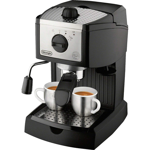 DeLonghi EC155 15 Bar Pump-Driven Espresso Machine - Open Box