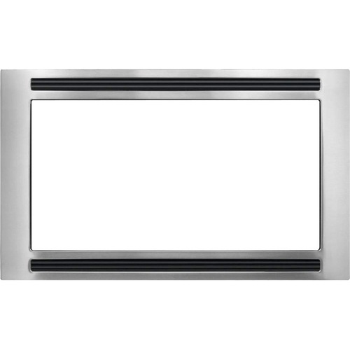 Frigidaire 30'' Microwave Trim Kit in Stainless Steel - MWTK30KF - Open Box