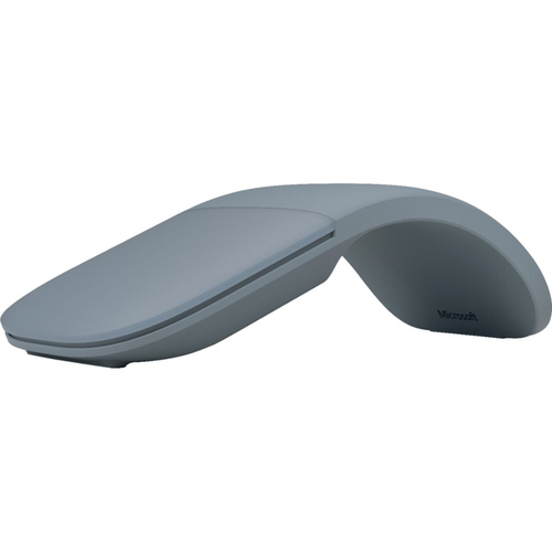 Surface Arc Mouse Ice Blue: Snap On and Off CZV-00065