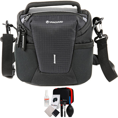 Vanguard Shoulder Camera & Photography Bag + Deco Photo Cleaning Kit