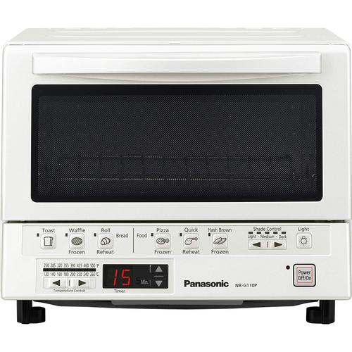 Panasonic FlashXpress Toaster Oven NB-G110PW - White ...