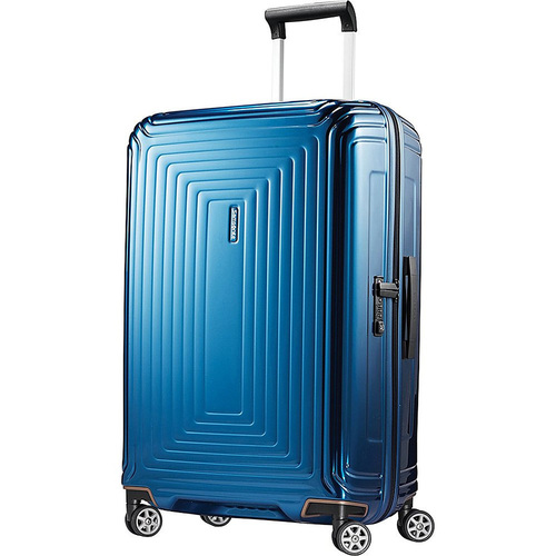 Samsonite 28` Neopulse Hardside Spinner 75/28 - Metallic Blue - Open Box