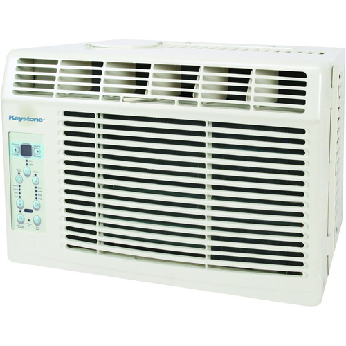 Keystone KSTAW06B Energy Star 6, 000 BTU Window-Mounted Air Conditioner