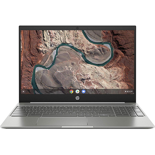 Hewlett Packard Chromebook 15-Inch Laptop, Micro-Edge Touchscreen OPEN BOX