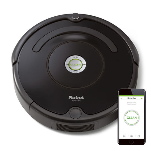 iRobot Roomba 675 Robot Vacuum with Wi-Fi Connectivity - Open Box