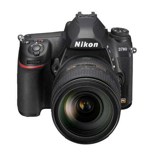 Nikon D780 FX-Format Digital SLR Camera Body Kit #12