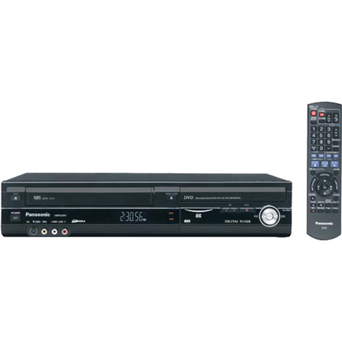 Panasonic DMR-EZ48VK - DVD Recorder/HiFi VCR Combo w/ built-in TV tuner  **OPEN BOX**