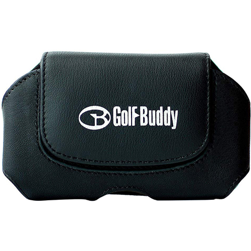 Golf Buddy World Platinum Leather Holster - GB3-HOLS-LTR