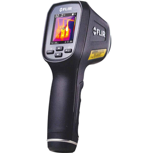 FLIR Spot Thermal Camera - Compact & Durable w/ Internal Storage TG165 - Open Box