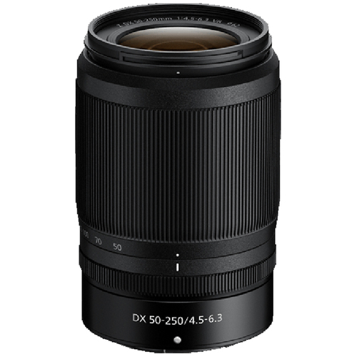 Nikon NIKKOR Z DX 50-250mm f/4.5-6.3 VR Telephoto Zoom Lens for Z Mount 20085