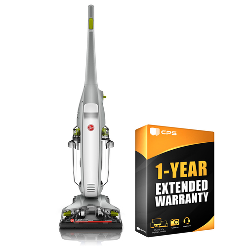 Hoover FloorMate Deluxe Hard Floor Cleaner with 1 Year Extended Warranty