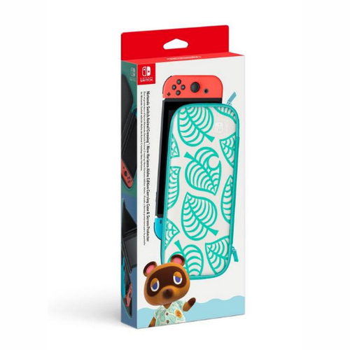 Nintendo Switch Animal Crossing: New Horizons Aloha Edition Carrying Case