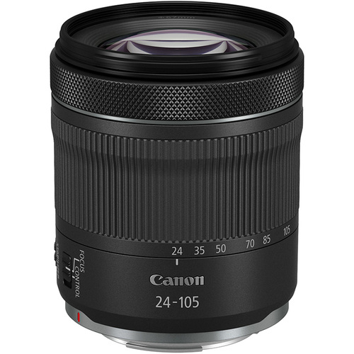 Canon RF 24-105mm F4-7.1 IS STM Standard Zoom Lens for RF Mount Cameras 4111C002