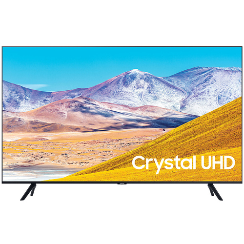 Samsung UN43TU8000 43` 4K Ultra HD Smart LED TV (2020 Model)