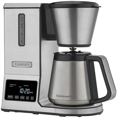 Cuisinart PurePrecision 8-Cup Pour-Over Coffee Brewer with Thermal Carafe CPO-850