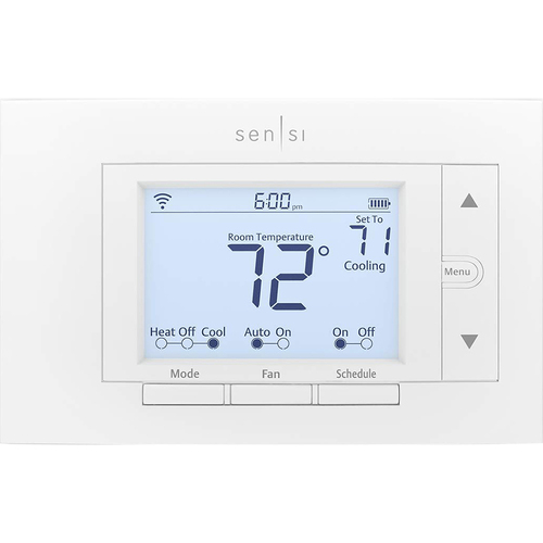 Emerson Sensi Wi-Fi Thermostat - Open Box