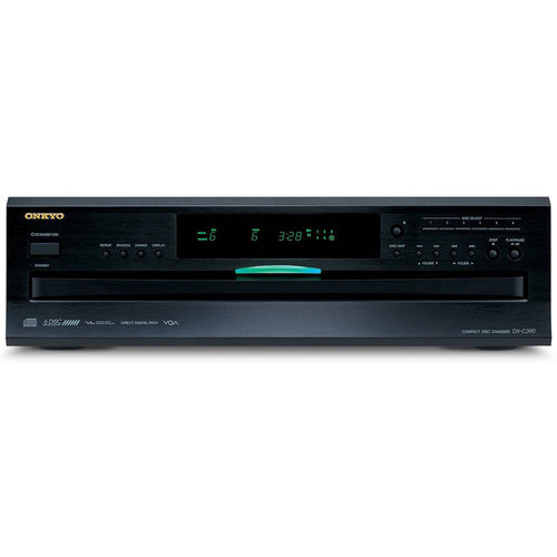 Onkyo DX-C390 6-Disc Carousel CD Changer - OPEN BOX
