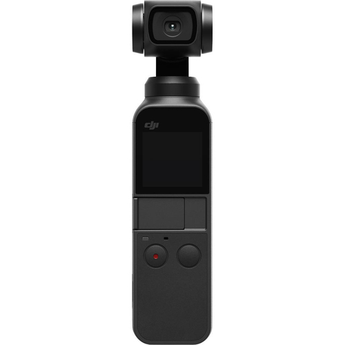 DJI Osmo Pocket Touchscreen Handheld 3-Axis Gimbal Stabilizer Camera - OPEN BOX