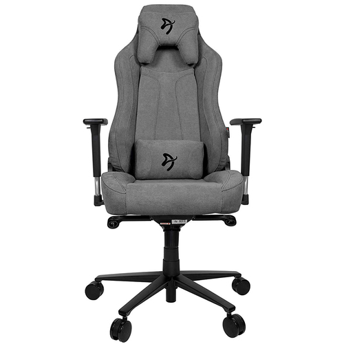 Arozzi Vernazza Soft Fabric Gaming Chair - Ash VERNAZZA-SFB-ASH