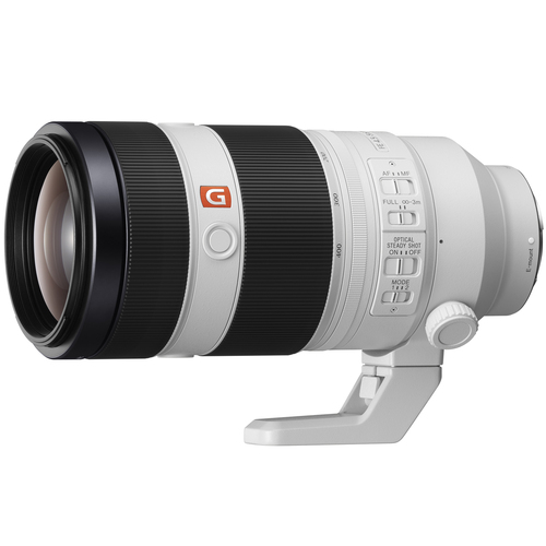 FE 100-400mm f/4.5-5.6 GM OSS Full Frame E-Mount Lens