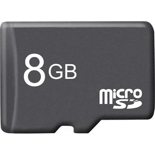 General Brand 8GB Micro SD Memory Card