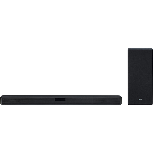 LG 2.1 Ch Sound Bar with DTS Virtual:X Sound - (SL5Y) - Open Box