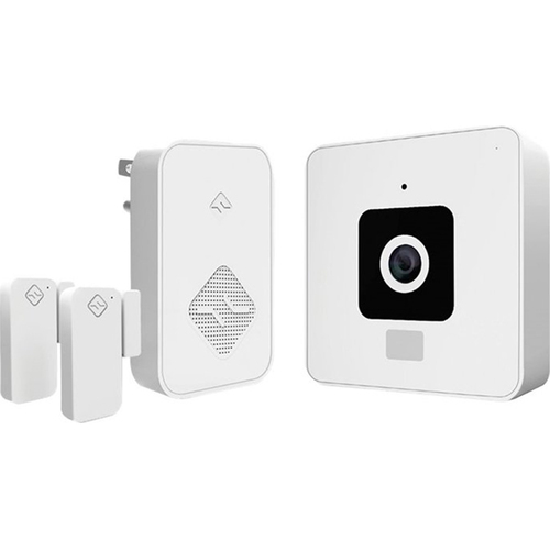 Complete Whole Home Security System and 360 Camera - SCSM006 - Open Box