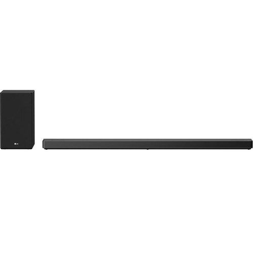 SN10YG 5.1.2 ch High Res Audio Sound Bar with Dolby Atmos and Google Assistant