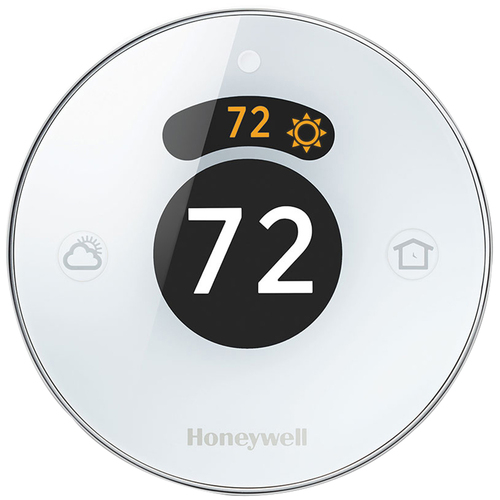 Honeywell Lyric Round Wi-Fi Thermostat - Second Generation - RCH9310WF5003/W - OPEN BOX