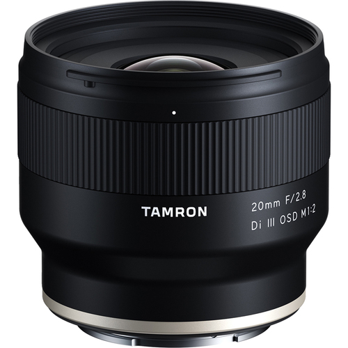 Tamron 20mm F2.8 Di III OSD M1:2 Lens Model F050 for Sony Full Frame Mirrorless Cameras