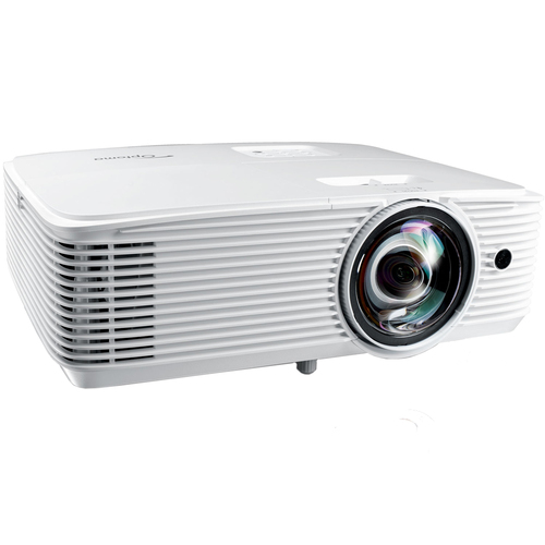 Optoma GT1080HDR Short Throw 4K HDR Blur-Busting Gaming Projector 3,800 Lumens -Renewed