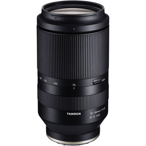 Tamron 70-180mm F2.8 Di III VXD Lens A056 for Full Frame & APS-C Sony Mirrorless Camera