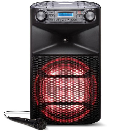 Ion Audio iPA107 Block Party Ultra 120W Karaoke PA System