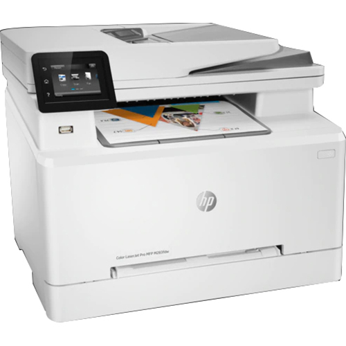 Hewlett Packard Color LaserJet Pro MFP M283fdw Wireless All-in-One Printer 7KW75A#BGJ