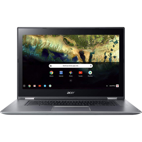 Acer 15.6` N4200 4G 32G 2in1 Chrome