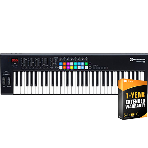 Novation Launchkey 61 USB Keyboard Controller 61-Note MK2 Version with Warranty