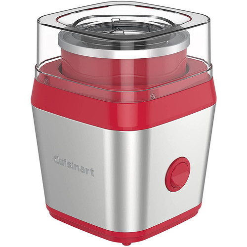 Cuisinart ICE-31BRQVC Fruit Scoop Dessert, Ice Cream, and Frozen Yogurt Maker, Berry