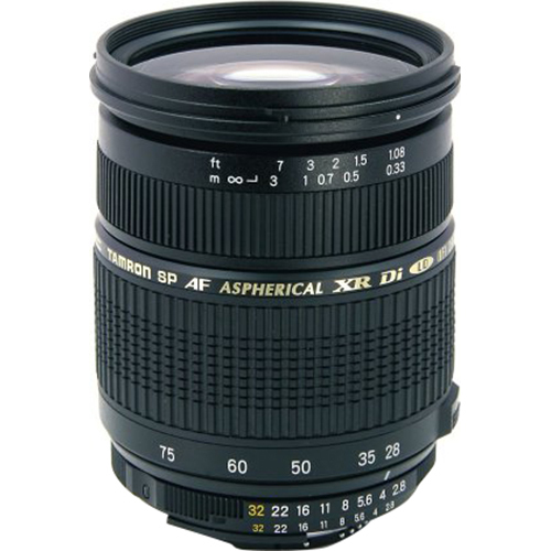 Tamron 28-75mm F/2.8 SP AF Macro XR Di LD-IF For Nikon - OPEN BOX