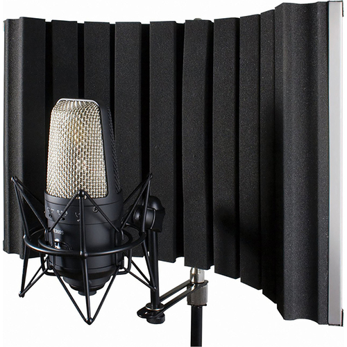 CAD Audio Acousti-shield 22 - Stand Mounted Folding Acoustic Enclosure - Open Box