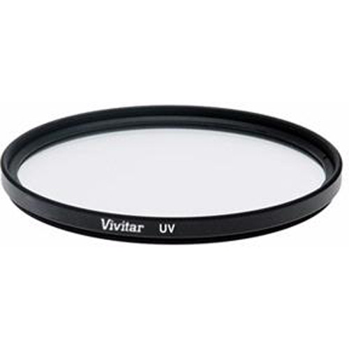 Vivitar 62mm Multicoated UV Protective Filter