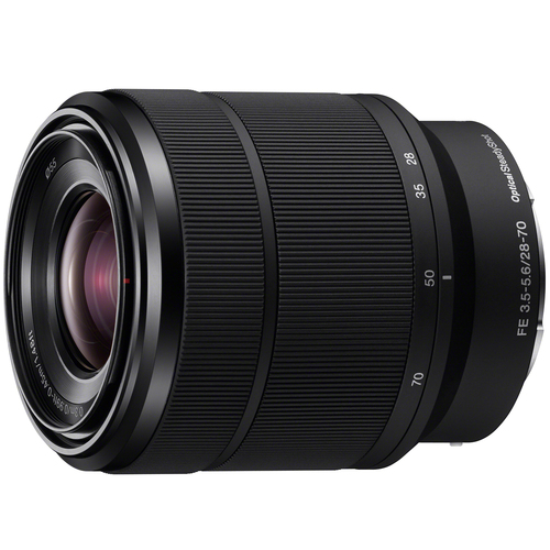 SEL2870 FE 28-70mm F3.5-5.6 OSS Full Frame E-Mount Lens