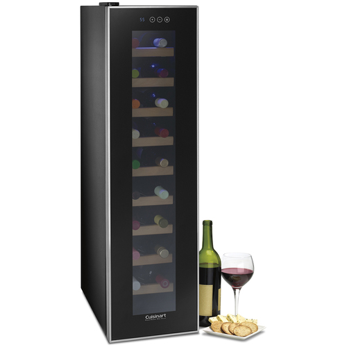 Cuisinart 18 Bottle Private Reserve Wine Cellar Cooler CWC-1800TS