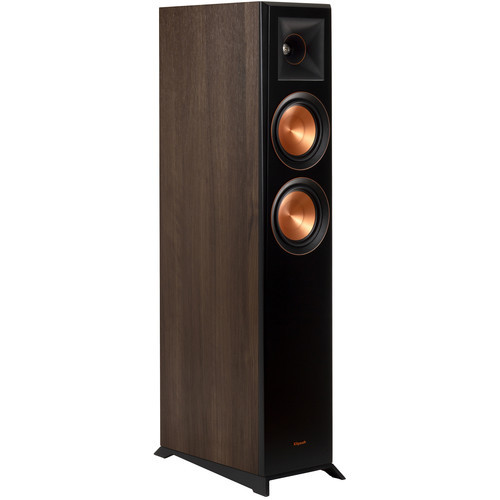 Klipsch RP-5000F Reference Premiere 5.25` 2-Way Floorstanding Speaker, Single (Walnut)